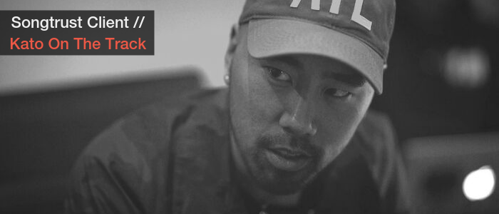 Songtrust Client: Kato On The Track