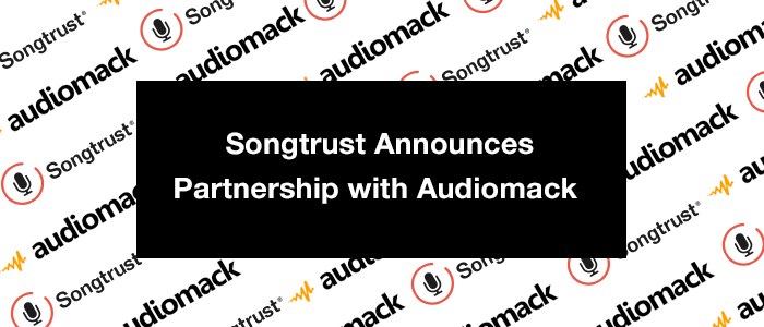 Songtrust Announces Partnership with Audiomack
