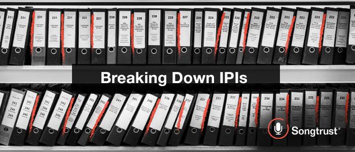 Songtrust: Breaking Down IPIs
