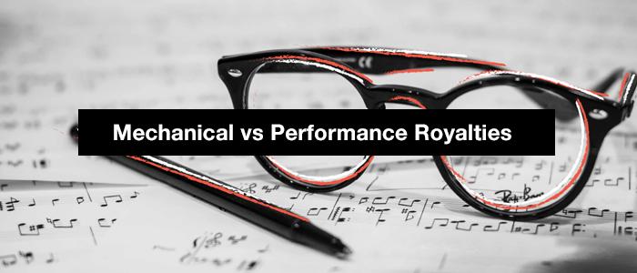Songtrust: Mechanical vs Performance Royalties