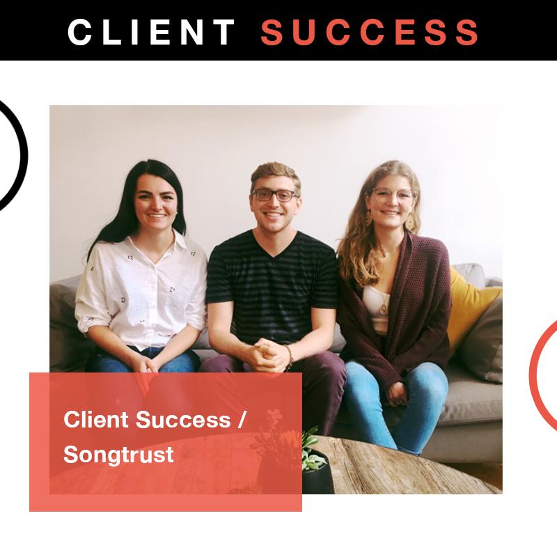 Songtrust Spotlight: Customer Success Team