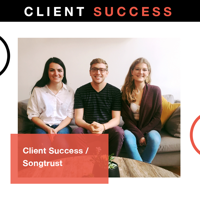 Songtrust Spotlight: Customer Success Team