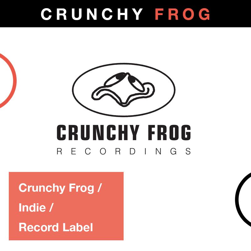 Songtrust Spotlight: Crunchy Frog