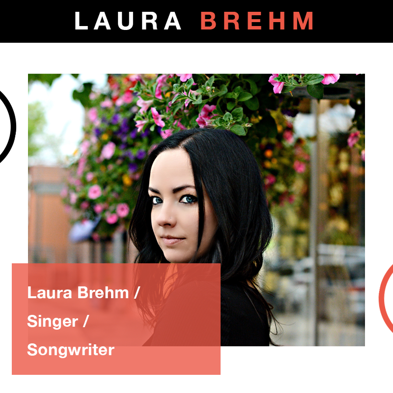 This month's Songtrust Spotlight, Laura Brehm!