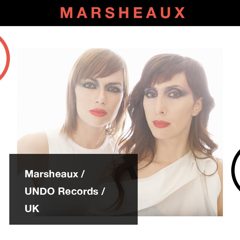 Songtrust Spotlight: Marsheaux