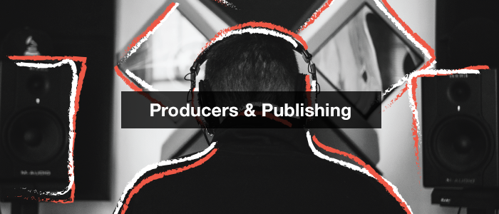 Songtrust: Producers & Publishing