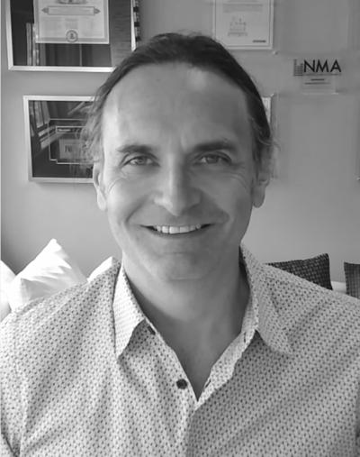 Darren Briggs, Globa Head of Technology