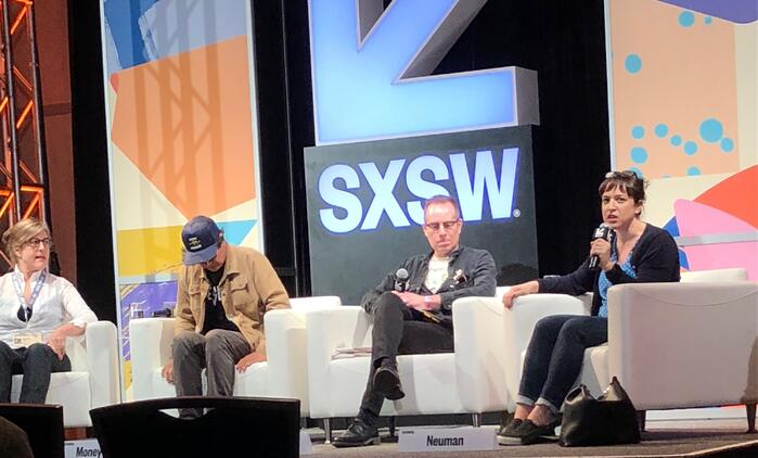 SXSW Panel with Molly Neuman