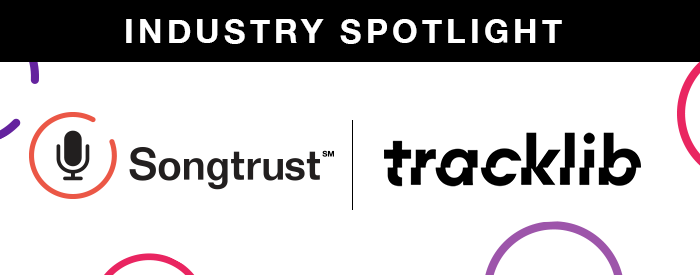 Songtrust presents an Industry Spotlight with Tracklib