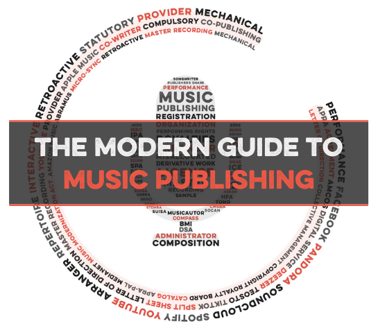 Download the Modern Guide to Music Publishing