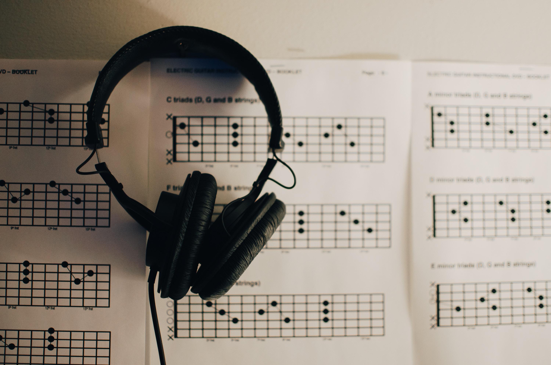 Split and Lyric Sheets